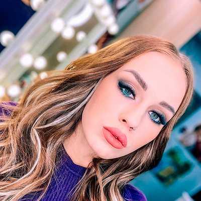 Милена Безбородова instagram аккаунт